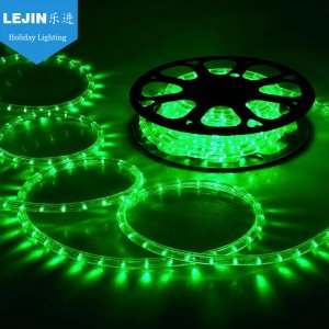 IP65 50m green  rope light