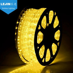 led rope light outdoor use