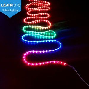 trend 2019 color changing led rope light and holiday light